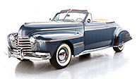 1941 Oldsmobile Ninety-Eight – Two Door – Four Seater Convertible