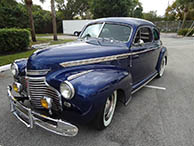 1941 Chevrolet Special Deluxe Coupe Modified (Street Rod)