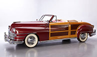 1946 Chrysler Town & Country Woodie Roadster