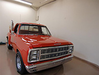 1979 Dodge Pickup Little Red Express