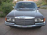 1977 Mercedes Benz 450 SEL 6.9 Station Wagon