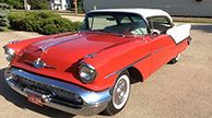 1957 Oldsmobile Super 88 J-2 Holiday Coupe